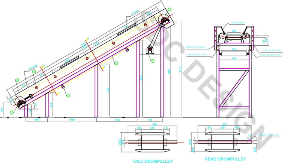 cleated conveyor belt diagram trusted wiring diagram u2022 rh govjobs co